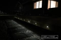 Edmonton Decks deck lighting 2