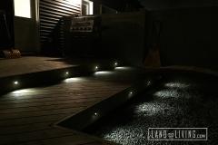 Edmonton Decks deck lighting