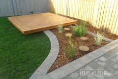 ceder floating deck
