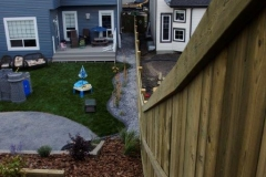 Long straight pressure teated fence 2