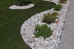 Edmonton Landscaping Simple front yard