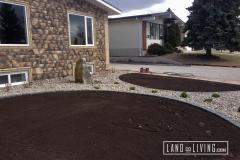 Edmonton Landscaping boulder
