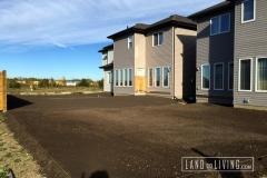 Landco Living Edmonton landscape 3 final grades