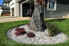 Landco Living Edmonton landscape design boulder address