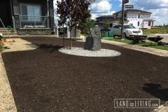 Landco Living Edmonton landscape design final grade
