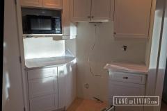 Edmonton Home Renovaton white kitchen