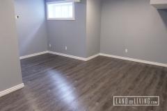 Edmonton-basement-renovation-vinyl-flooring